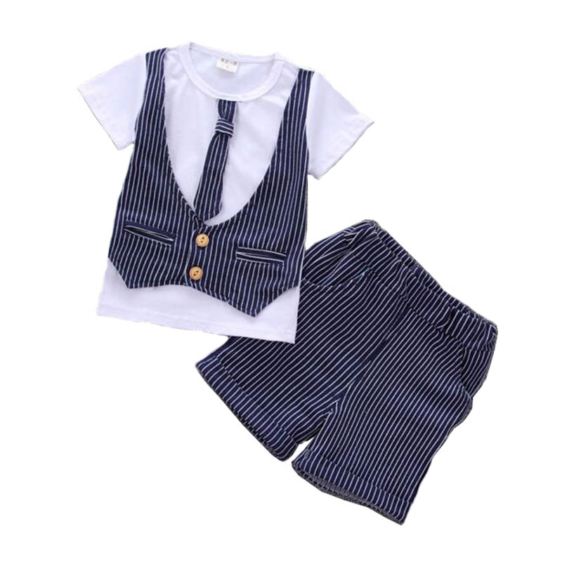 Summer newborn baby boy clothes set 1 year birthday - Taufe outfit junge ...