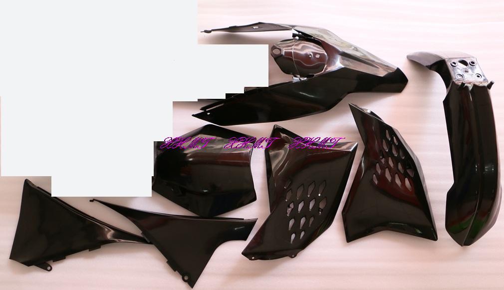 Plastic Bodywork Fairing Body Kit for KTM EXC R EXC XCW 450 530 EXC450 EXC530 2008