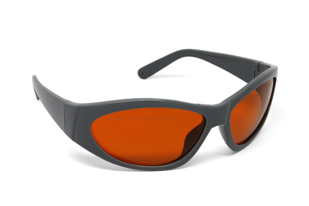 532nm, 1064nm multi lunghezza d'onda laser occhiali di sicurezza, occhiali di protezione laser glassess nd: yag protezione degli occhi occhiali