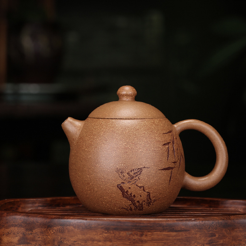 recommended mixed batch of half undressed ore by hand down slope mud dragon egg pot of 280 cc kung fu tea tea wholesalerecommended mixed batch of half undressed ore by hand down slope mud dragon egg pot of 280 cc kung fu tea tea wholesale
