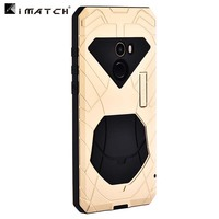 Original Brand IMATCH Outdoor Sports Army Case Hard Metal Silicone Full Protection Phone Case Cover For