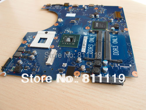 Free shipping For  rv510    R530 Motherboard BA92-06336B BA92-06336A MODEL: BREMEN-UL