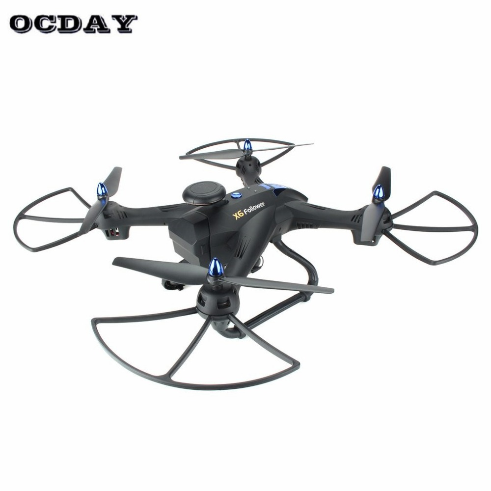 Global font b Drone b font X183 Professional Altitude Hold Dual GPS Quadrocopter with 720P Camera