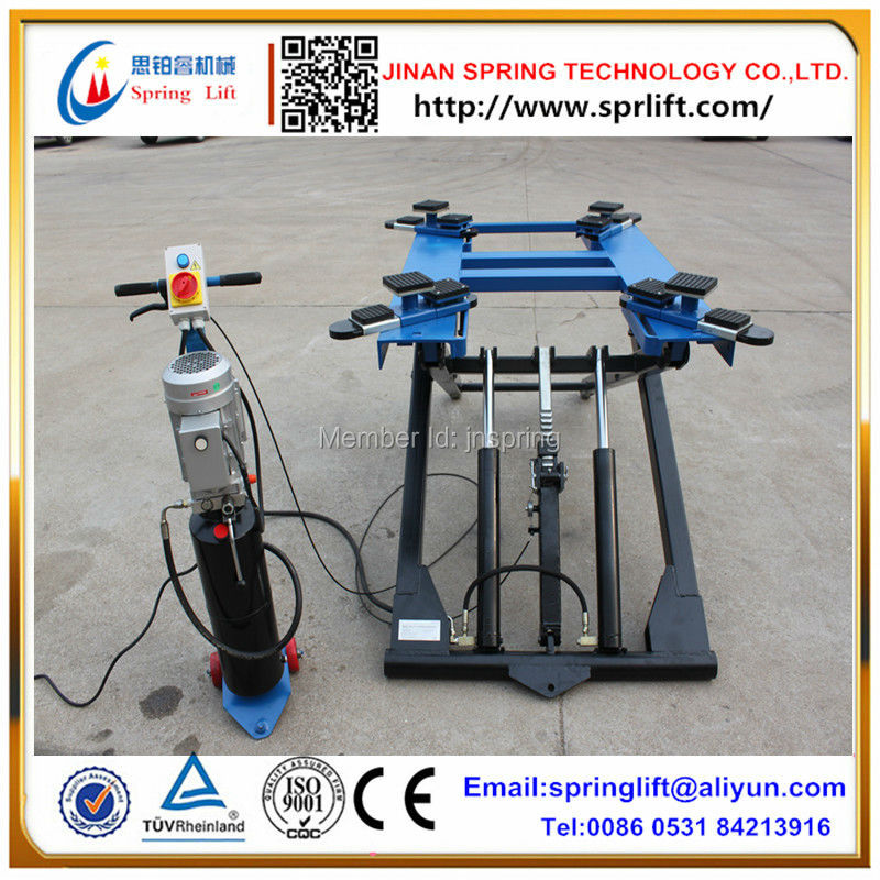 Portable Scissor Car Lift Mini Car Lift Jack Use For Home Garage