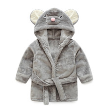 Panda Styled Cute Robe for Babies