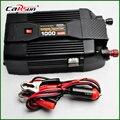 NOVA 12 V DC para AC 220 V AC 1000 W Inversor de Potência Do Carro 12 V 220 V Grade Empate Inversor Com USB Para A Energia Solar/Vento/Geração De Energia A Gás