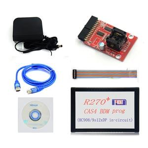 Image 2 - 2020新1.20 R270 + V1.20自動R270 CAS4 bdmプログラマR270 + CAS4 bdm R270プラス