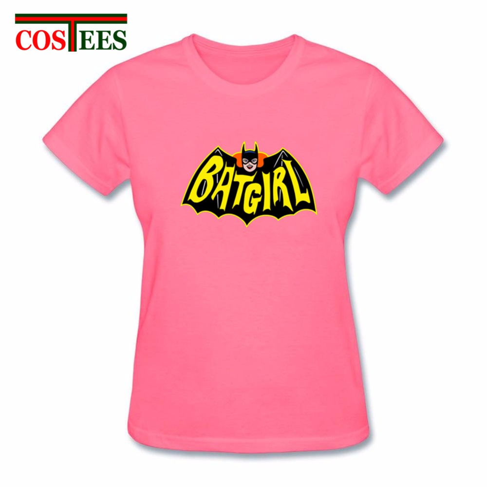 Camisetas Batgirl t-shirt femme wonder tshirt Zorro bat T Shirts man woman women lady shirt female girlfriend valentine day gift ...