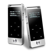 MP3 Player Original BENJIE S5 Touch Button Metal APE/FLAC/WAV High Sound Quality Entry level Lossless Music Player with FM Radio