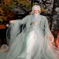 3 BJD Suit china ancient cosplay suit strong uncle