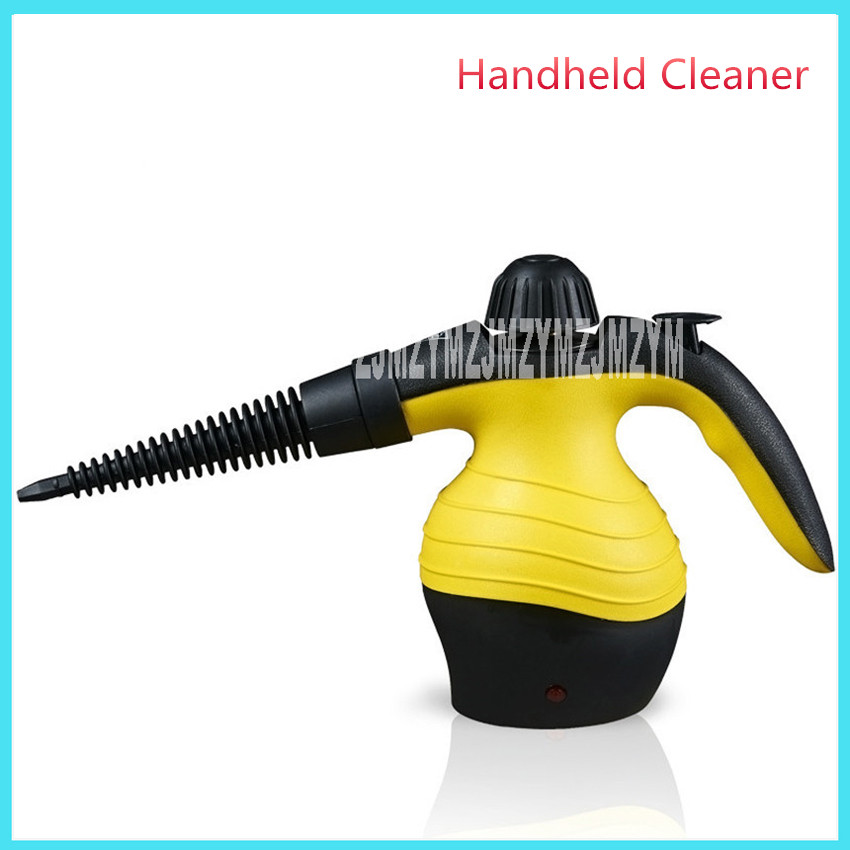 High Temperature Handheld Cleaning Machine Steam Pressure Cleaner Appliances Kitchen Hood Air Conditioner 300ML VSC-38 steam cleaning machine handheld cleaner high temperature kitchen cleaner bathroom sterilization washing machine sc 952