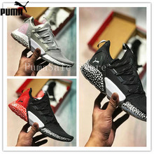 PUMA Hybrid Rocket Runner Shock Absorber Particles Women s Sneakers Sport  Shoes Cushioning Sole Badminton Shoes 36 090737ddb