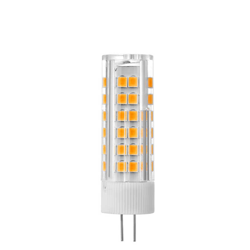 Мини светодиодная G4 лампа G4 Светодиодная лампа AC 220 В 5 Вт 7 Вт 9 Вт 12 Вт SMD 2835 Светодиодный прожектор 360 Угол луча заменить для хрустальной люстры