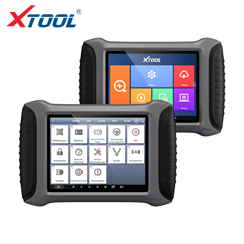 XTOOL A80 With Bluetooth WiFi Full System Car Diagnostic tool Car OBDII Car Repair Tool Vehicle