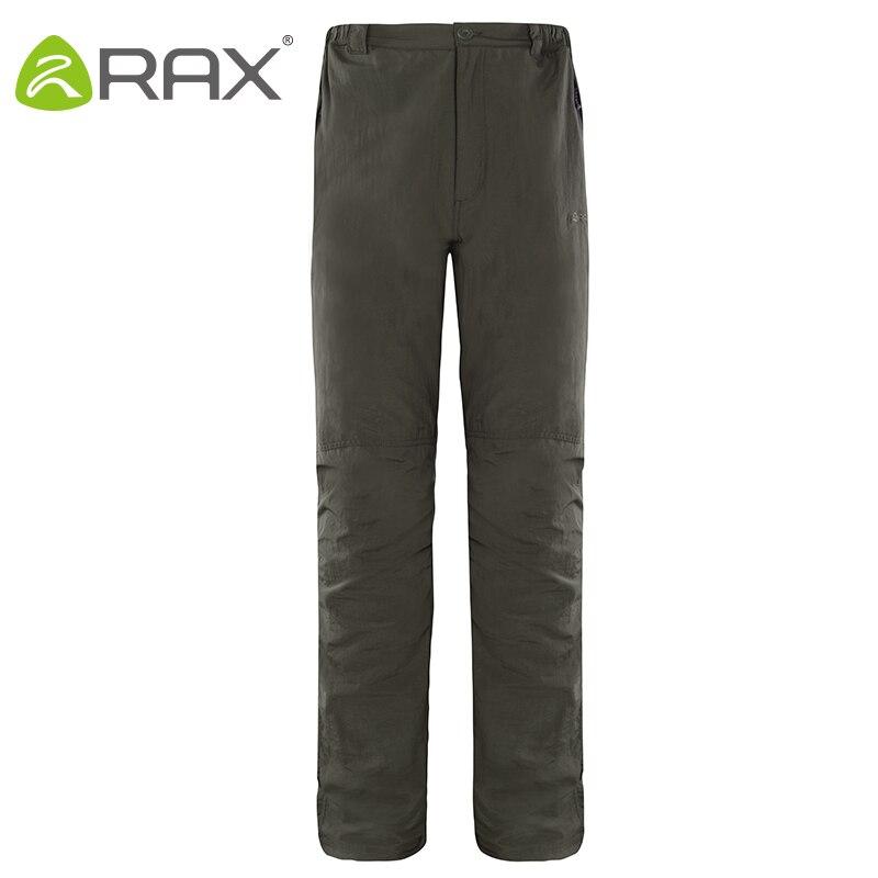Rax Anti-uv Outdoor Quick Dry Pants Men Women Softech Softshell Traverse Waterproof Windproof Pants Men Softshell Hiking Pants