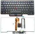 США Подсветкой Черный Новый Английский Заменить клавиатура ноутбука Для Lenovo thinkpad X1 carbon X1C