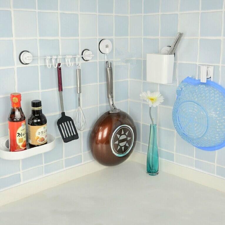 O envio gratuito de 5 peças de cozinha conjunto de ferramentas de cozinha cabides acessórios de cozinha
