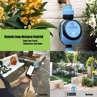 Phone Remote Controller Water Timer Intelligent Smart Irrigation Time Controller Automatic Water System Work Pressure 1.5~8KG