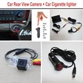 For Audi A4 B5 8D 1994~2001 - 3m Car Cigarette lighter + 7m RCA Video Power Cable For Rear View Camera Connect Car Monitor