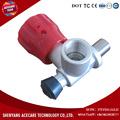 Best Selling Carbon Fiber Cylinder Use Valve-T