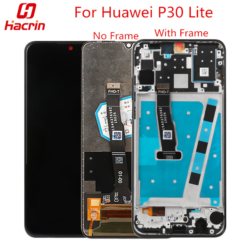 LCD Screen for Huawei P30 Lite LCD Display+Touch Screen No Dead Pixel lcd screen for Huawei P30 Lite 6.15inch phone screen(China)