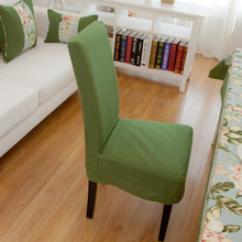 Dining Chair Covers Green