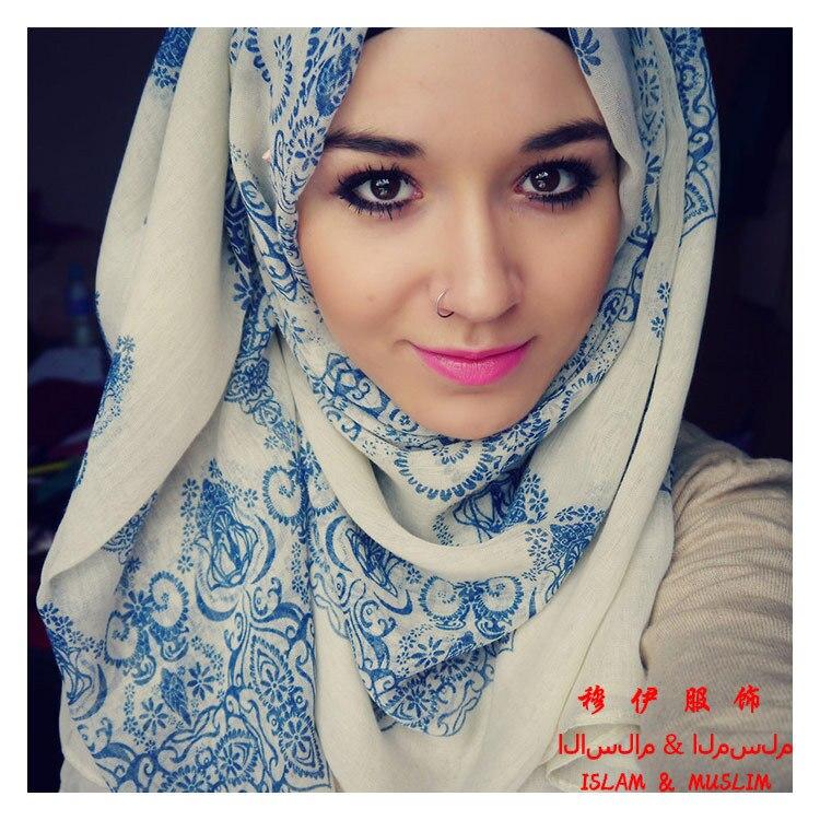 Aliexpress.com Acheter Nouveau 2015 musulmane hijab mode foulard islamique  femmes châle foulards floraux de scarf brand fiable fournisseurs sur Tumon  Bay