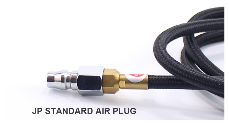 Aukštos kokybės pneuamistinis graviravimo šlifuoklio švirkštimo - Elektriniai įrankiai - Nuotrauka 4