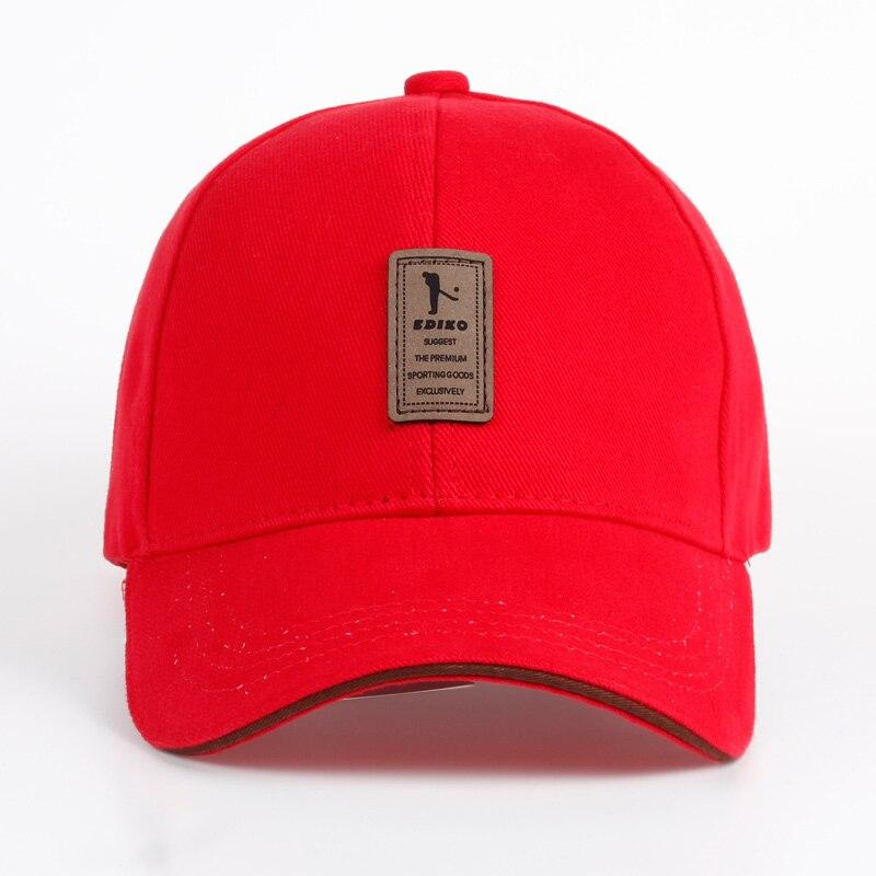 21e735c5fd518 high quality Men Women Cotton Baseball Cap New Branded Hot Sale Dad Hat  Fashion Sports Hats Outdoor Baseball Hat