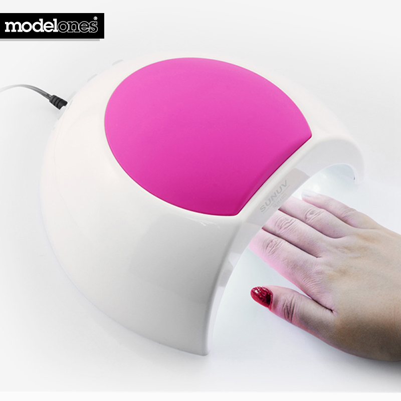 Modelones SUN2 Led UV Nail Lamp 48W Led Lamp Nail Gel Dry Tools For Curing Gel Polish Unique Infrared Sensor Nail Dryer Machine rock biker shop genuine 2017 new slim camouflage riding jeans motorcycle jeans multifunction denim shorts pants unisex