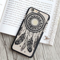 Dream Catcher Wind Chime Phone Cases for iPHONE 7 7Plus 6 6 Plus Phone Cover Hard Back Cover 6s Case Lovers Wind Chimes
