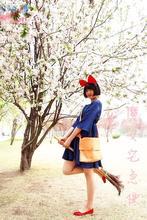 Miyazaki Hayao kikis Delivery Service Cosplay Dress + Bolsa + Headwear Partido Anime Dress Skirt Ropa NUEVA