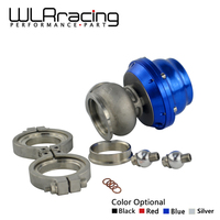 WLR STORE Tial V44 MVR 44mm V Band External Wastegate Kit 24PSI Turbo Wastegate With V