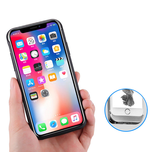 Online Shop 2018 for iPhone X Ultrathin Rubber frame Dual SIM Dual ...