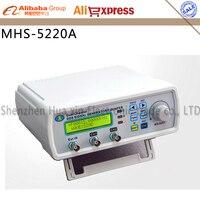 MHS 5220A DDS Dual Channel Digital Function Signal Generator Arbitrary Waveform Generator Work Sync Adjustable 4