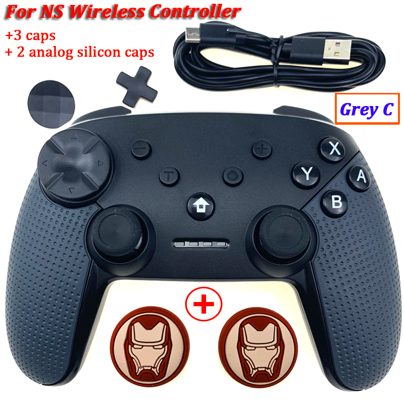 2019 Wireless Controller for Nintend Switch Con Gamepad Joystick For Nintend Switch Pro Remote Pro Joy Gaming Joypad