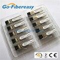 10 частей / серия для Cisco SFP-SX-MM приемопередатчика SFP модуль 1000BASE-SX 850nm 550 M дуплекс LC коннектор