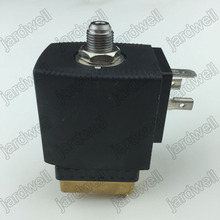 1089062120 (1089-0621-20) Solenoid Valve flange type AC110V replacement aftermarket parts for AC compressor цена