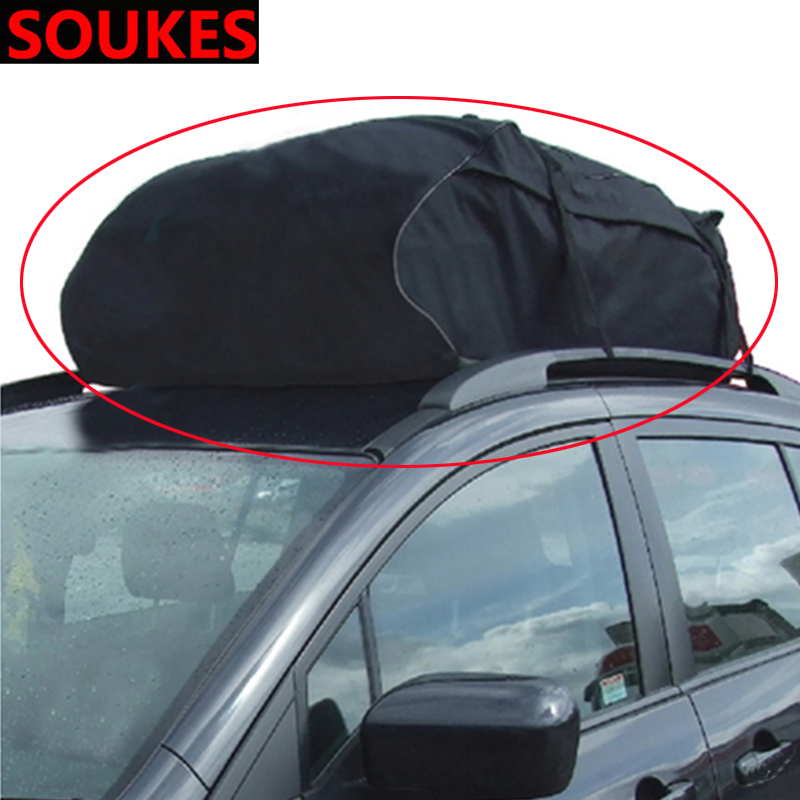 suporte para teto de carro a prova d agua prateleira de armazenamento de bagagem para hyundai