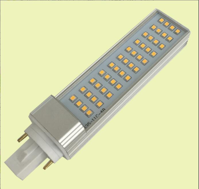 Free Shipping 9W E27/<font><b>G23</b></font>/G24(2pin,4pin) <font><b>LED</b></font> PL light Epistar SMD2835 <font><b>leds</b></font> indoor using commercial PLC <font><b>bulb</b></font> lamp