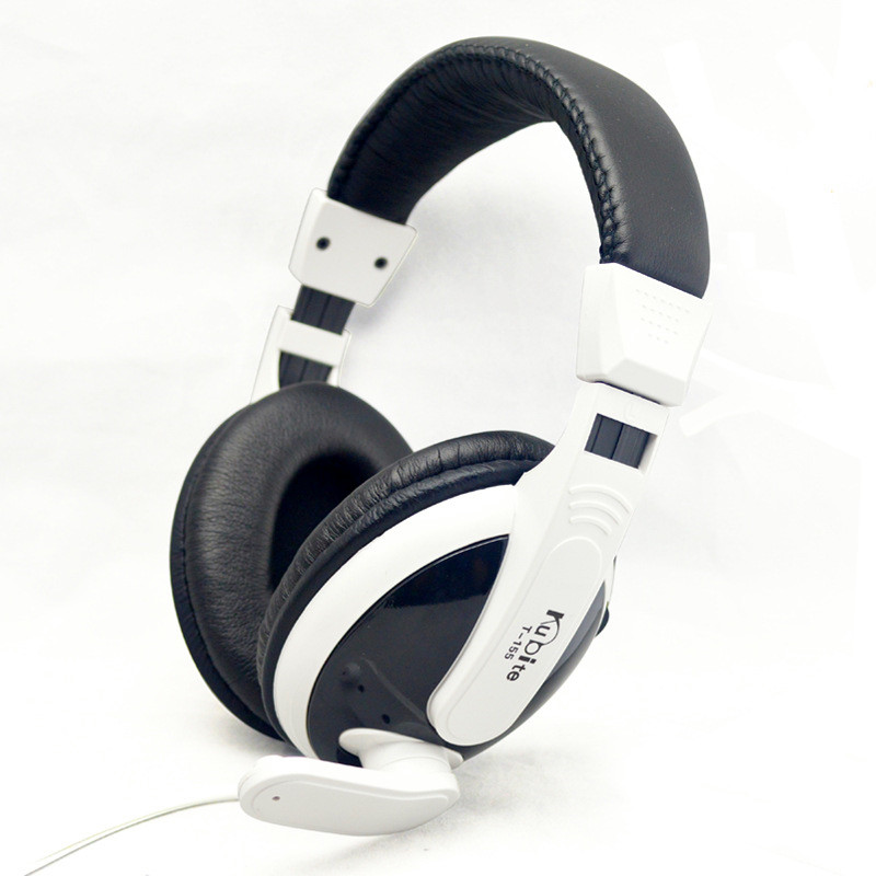 Brand High Quality Speakers Surround Casque Audio PC Gaming Headset Stereo Bass Headphones With Microphone For Computer PC Gamer image