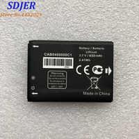 New CAB0400000C1 TLi004AB CAB22D0003C1 CAB30M0000C2 battery for ALCATEL OT708 OT-708 OT-2010 OT-2010D OT-2010X OT-356 OT-665X