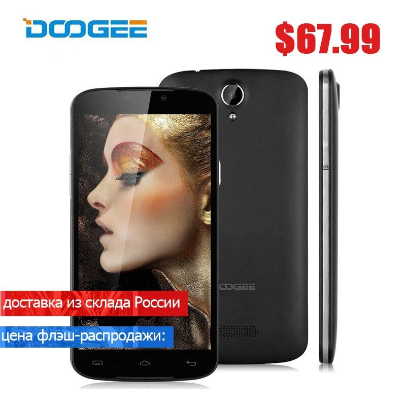 Original Doogee X6 Pro Smartphone MT6735P Quad Core 2GB RAM 16GB ROM Mobile Phone 5 5
