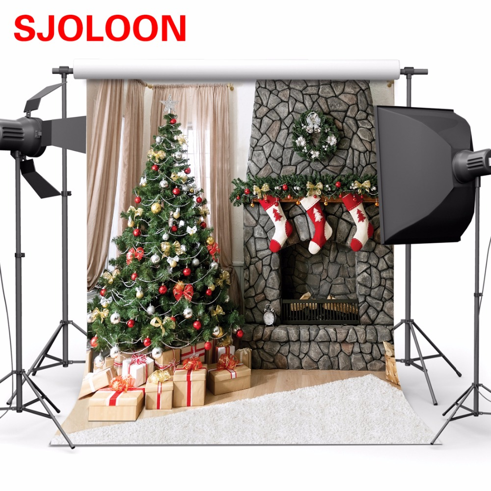 Christmas background photography  Backgrounds christmas Fond studio photo vinyle  Photography-studio-backdrop christmas tree children photography background wood backdrops snow photo background fond studio photo vinyle photography studio backdrop 5x7ft