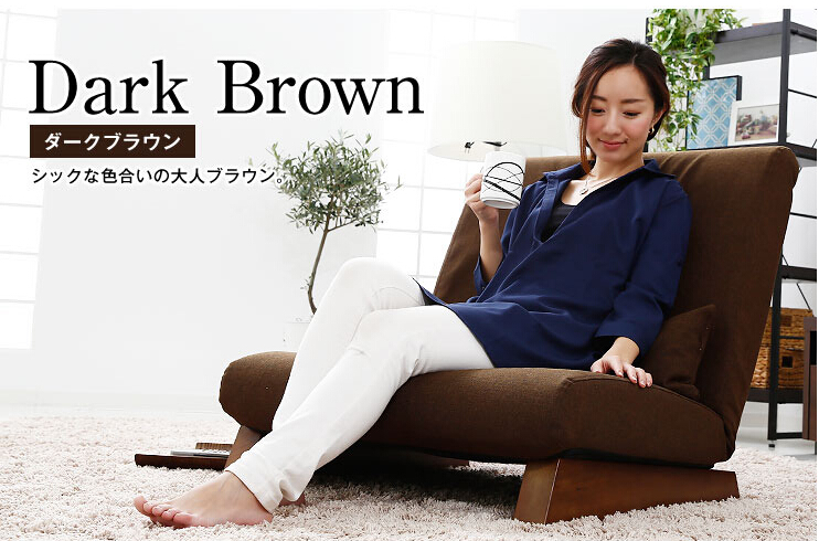 Floor Folding Single Seat Sofa Bed Modern Fabric Japanese