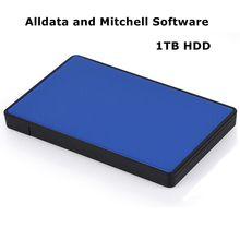 2019 Alldata Mitchell on demand software All data auto repair 10.53 alldata elsa atsg car 1tb hdd usb3.0