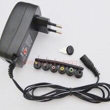 1 шт. 30 Вт Универсальный AC настенный адаптер питания 3 в 4,5 в 5 в 6 в 7,5 в 9 в 12 В а зарядное устройство с 6 наконечниками импульсный источник питания