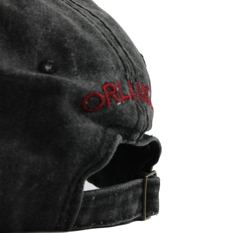 Topdudes.com - Men's Fashion Vintage Gorras Letter Cotton Cap