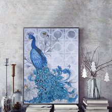 5D Special Shaped Diamond Painting DIY Partial Drill Cross Stitch Kits Crystal Rhinestone Of Picture custom diamond painting