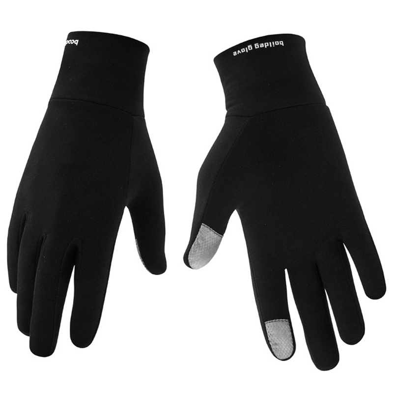 Outdoor Running Hiking Gloves Tounch Screen Wear resistant Anti skid Gloves Cycling Sports Gloves Mittens for Men Women in Running Gloves from Sports Entertainment